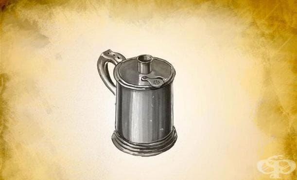 Инхалатор на Мъдж от 1778 година - изображение