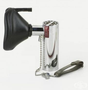 """Инхалатор """"The Duke Inhaler"""", разработен от д-р Стивън - изображение"""