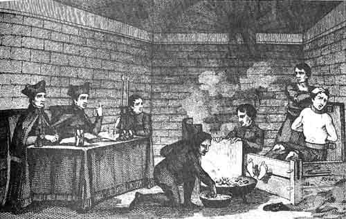 Инквизицията - Кървавият инструмент на Светата Църква - изображение