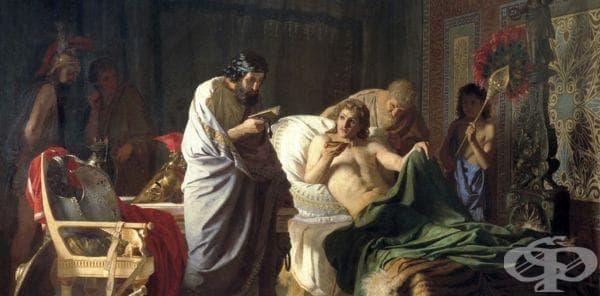 Интересни наблюдения на Хипократ и Гален за подаграта  - изображение