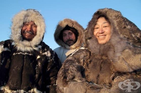 Традиционната медицина на живеещите в арктическата пустош инуити - изображение