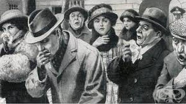 Епидемията от испански грип в Окланд, щата Калифорния от 1918 година - изображение