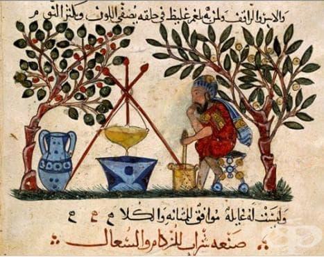 История на арабската медицина - изображение