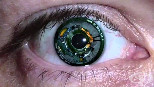 История на бионичното зрително протезиране - изображение