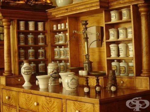 История на фармацията  - изображение