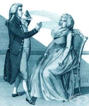История на Франц Месмер - изображение