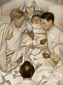 История на хирургията - изображение