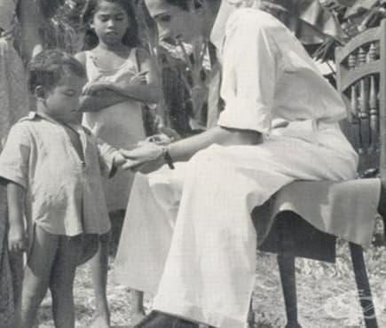 История на инфекциозните заболявания при децата - изображение