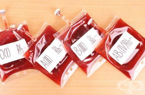 История на кръвта в медицинската наука от 1922 до 1948 година - изображение