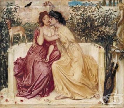 История на лесбианизма - изображение