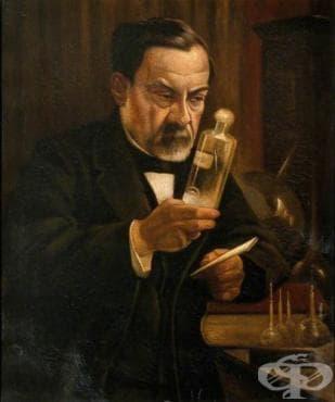 История на Луи Пастьор - изображение