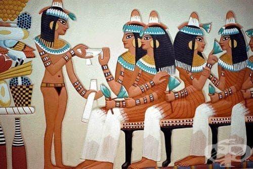 История на медицината в Египет - изображение