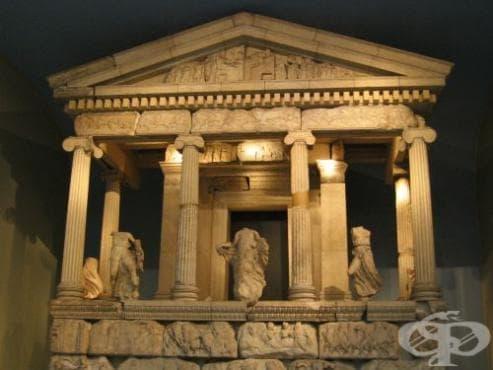 История на медицината в Древна Елада - изображение
