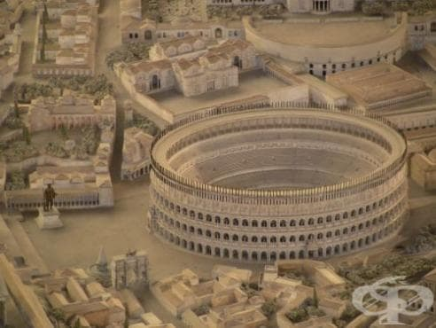 История на римската медицина - изображение