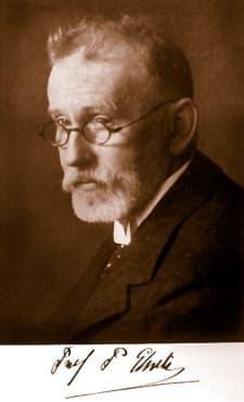 История на Паул Ерлих - изображение