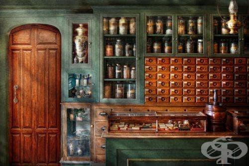 История на развитието на лекарствените форми - изображение