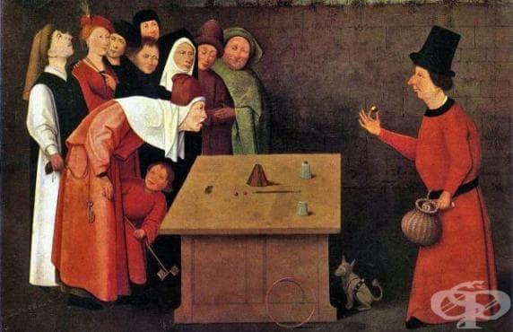 История на шарлатаните в медицината и фармацията - изображение