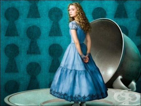 История на синдрома на Алиса в страната на чудесата - изображение
