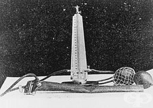 История на сфигмоманометъра - изображение
