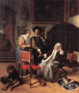 История на тестовете за бременност - изображение