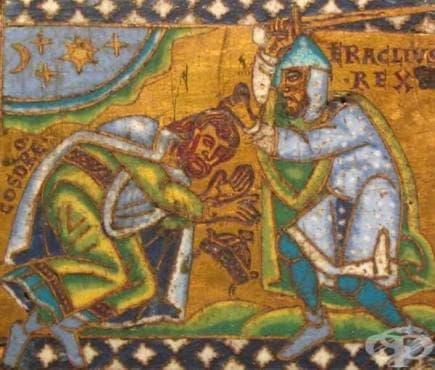 История на византийската медицина - изображение