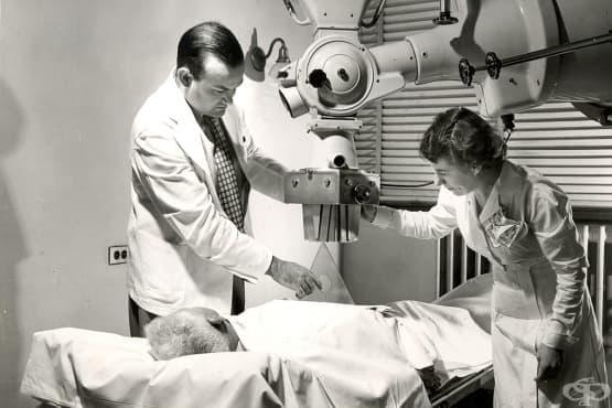 Развитие на лъчетерапията от 1950 до 1985 г.: Епохата на мегаволтажа - изображение
