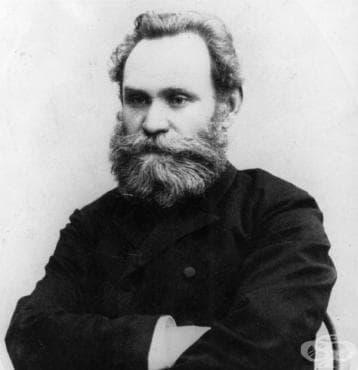 Иван Павлов като мизерстващ учен в Санкт Петербург през 1871 година - изображение