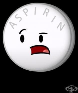 """Изследване """"APRICOT"""" от 1993 година, касаещо вторичната профилактика на сърдечен инфаркт и употребата на аспирин - изображение"""