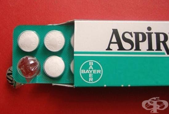 Изследване от 1989 година, касаещо профилактиката на диабетните съдови увреждания с аспирин - изображение