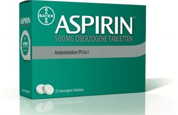 Изследване за употребата на аспирин срещу тромбози от 1990 година - изображение