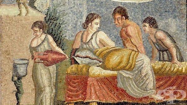 Източници, касаещи изкуственото предизвикване на аборт сред древните народи - изображение
