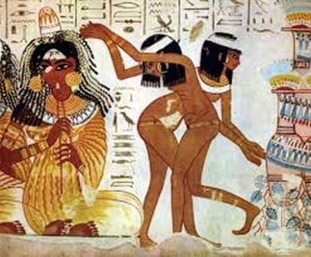 Женски древноегипетски контрацептив, описан в Кахун папирус - изображение