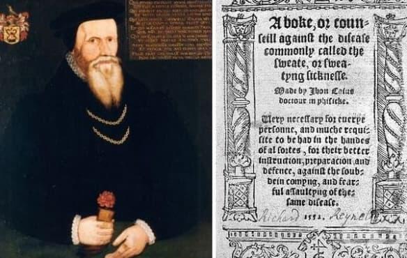 Джон Кай и ролята му за развитието на медицината в Англия през 16-ти век - изображение