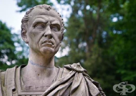 3D реконструкция на главата на Цезар разкрива усложнения при раждането на владетеля - изображение
