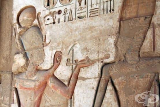 Медицинска употреба на канабиса в древен Египет - изображение