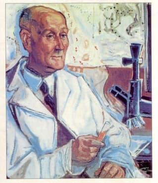 Кариера на Герхард Домак до 1927 година: новото лекарство - изображение