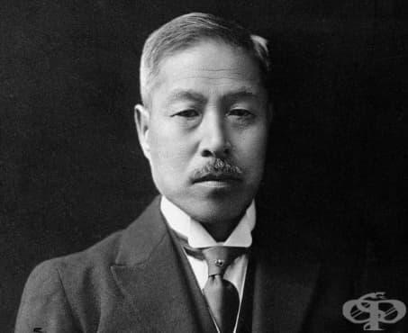Доктор Киоши Шига и откритието на дизентерийния бацил   - изображение