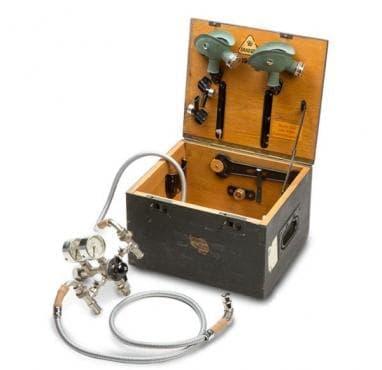 Комплект на Дрегер за инхалаторна терапия - изображение