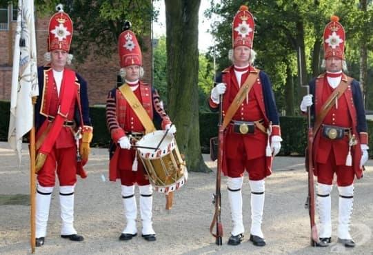 Потсдамските гиганти - странното влечение на един крал по високи войници - изображение
