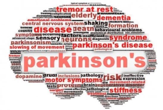 Лечебни терапии, използвани срещу болестта на Паркинсон от 20-ти век  - изображение
