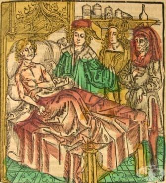 Лечебното изкуство през епохата на Средновековието и Ренесанса - изображение