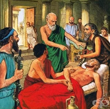 Лечебното изкуство през очите на Гален и римляните - изображение