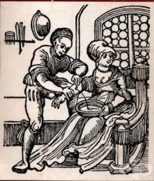 Лечение чрез кръвопускане от различните култури - изображение