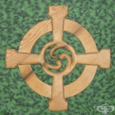 Лечение на рани, фрактури и хирургични умения на келтите през 7 век - изображение