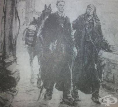 Лечителска дейност на отец Матей Преображенски - изображение