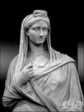 Лесбианизъм в древен Рим - изображение