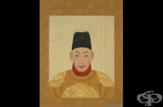 Лудият китайски император Чжу Хоучжао: ексцентрик, който обича бавно да реже хората на парченца - изображение