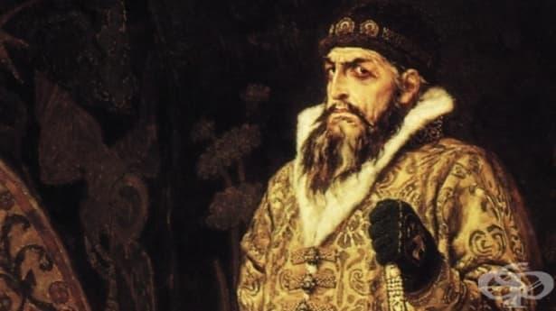 Иван Грозни – умопомраченият руски цар, който в изблик на лудост убива дори сина си - изображение