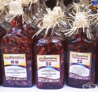 Мамахуана - доминиканската терапевтична напитка - изображение