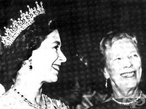 Марджъри Грейс Блеки – първата жена, лекувала кралица Елизабет II - изображение